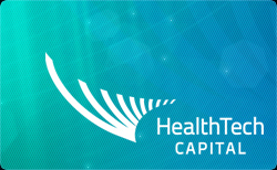 HealthTech Capital style and web site design