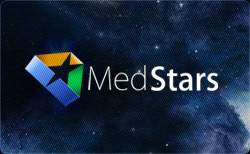 MedStars style and web-site design